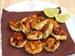 recette cuisine poisson recette galettes de poisson à l asiatique cuisinez galettes de