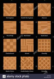 Parquet Floor Pattern