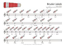 bruder jakob mp3 dateien noten für klavier melodica
