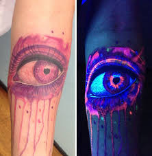 Cool Glow In Dark Tattoos Best 2017 Designs And Ideas