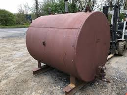 100 Diesel Fuel Tanks For Trucks Highland 1000 Gallon Steel Tank Flammable Liquids