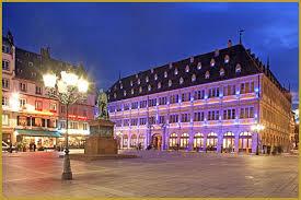 chambre de commerce et d industrie strasbourg photos de place gutenberg places strasbourg alsace