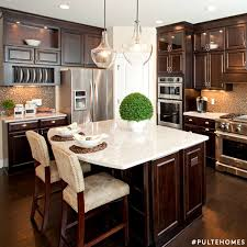 Pulte Homes Kitchen Design Shannon Earle Gorgeous