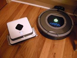 Roomba For Hardwood Floors by Mint Robot Vs Irobot Roomba 780 U2013 Robot Showdown