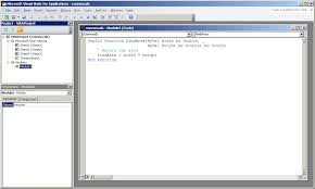 Ceiling Function Excel Vba by How To Call Vba Function From Excel Cells 2010 Stack Overflow