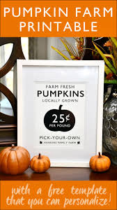 Free Pumpkin Farms In Wisconsin by 392 Best Printables Images On Pinterest Free Printables Autumn