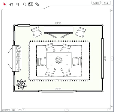 Room Layout Template Dining Furniture Restaurant Decor