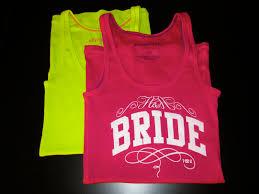 diy bridal party tanks life in leggings life in leggings