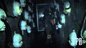 Knotts Halloween Haunt Mazes by Knott U0027s Scary Farm U0027s The Doll Factory 2011 Maze Flow Through Youtube