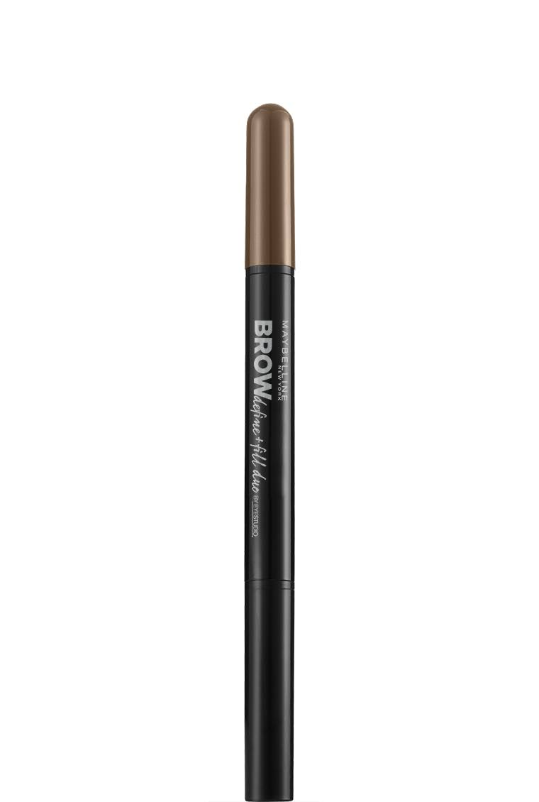 Maybelline New York Brow Satin Eyebrow Pencil - Medium Brown