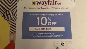 Find More 10% Off On Your First Wayfair Purchase! For Sale ... Wayfair Coupon Code 10 Off Entire Order Coupon Wayfaircom Vanity Planet Shipping Orlando Ale House Printable Coupons Butterball Deli Bevmo July 2019 Discount For Two Smiles The Queen Hel Performance Discount Amazon Codes How To Apply Promo Disney World 20 Shop Lc Promo Wayfair 2018 Littlest Pet Shops Toys Professional Code November 100 Off