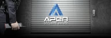bureau sécurité privée apen apen sécurité privée entrepot évenementiel
