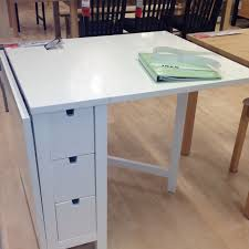 Fold Down Changing Table Ikea by Ikea Norden Gateleg Table Only 199 Both Sides Fold Down So Can