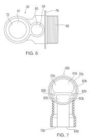 Bathtub Drain Assembly Diagram by Patent Us8782824 Tub Drain And Overflow Assembly Google Patents