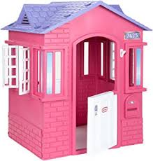 Step2 Happy Home Cottage U0026 by Amazon Com Step2 Sweetheart Playhouse Pink And White Toys U0026 Games