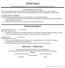 Sample Resume For Experienced Nursing Assistant Nurses With Experience Emergency Room Nurse Practitioner