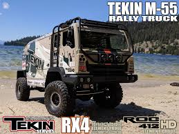 Tekin M-55 Rally Truck Build – Tekin – Smaller, Smarter, Faster!