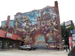 Famous Street Mural Artists by Philadelphia Mural Arts Project Philly Philly It Is Where I Am