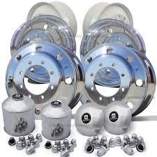 100 8 Lug Trucks 225 Alcoa Package Buy Truck Wheels