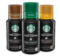 Starbucks Iced Coffee Just The Way You Like It