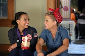 Rosie The Riveter Spirit Halloween by Parks And Recreation U0027 Halloween And More Nbc Comedies