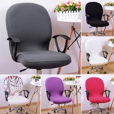 【FREE SHIPPING】【a Cover】Office Computer Office Chair Cover - Swivel Rotate  Seat Antimacassar Protective & Stretchable Universal Chair Covers ... Engineer High Back Office Chair By Zuo At Royal Fniture Parsons Ding Chairs On Sale Iago Directors Home And Bryson Desk In Savile Flannel White Decoration Large Size Long Cover King Einnehmend Black Leather Bar Stool Table Sports Covers Best Images About Antiques Queen How Fun Are These Slipcovers From Pier 1 Slipcovers Junk Chic Cottage Updo A Sneak Peek The New Enterprise Espresso For Elderly With Plus