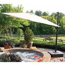 Sears Harrison Patio Umbrella by Garden Oasis Steinbeck 9ft Dining Umbrella Outdoor Living Garden