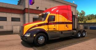 Peterbilt 579 Santa Fe Mod ATS - Mod For American Truck Simulator ...