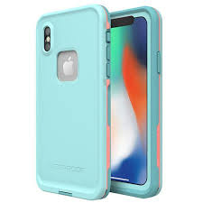 Lifeproof FRE Protective Waterproof Case for iPhone X Wipeout