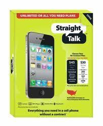 StraightTalk to Carry iPhone 5 Along with 4 Walmart to fer