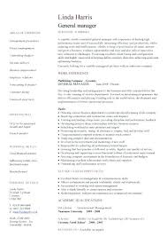 General Resume Examples 2017 And For Make Astounding Objective 757