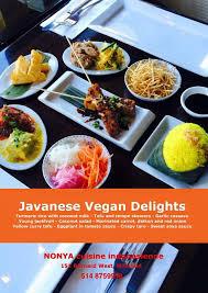 cuisine indonesienne nonya cuisine indonésienne home montreal menu
