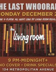Wel e to The Living Room NYC The Living Room