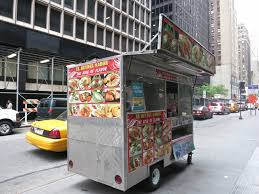 The William Brown Project: FOOD CART NYC