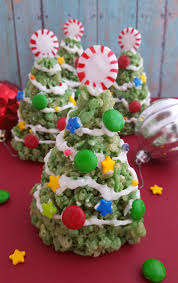 Rice Krispie Christmas Tree Ornaments by Candy Cane Christmas Tree Ornament Gift Topper Jamonkey