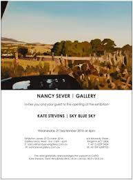 PAST EXHIBITIONS — NANCY SEVER | GALLERY