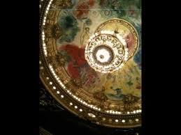 marc chagall plafond opéra garnier