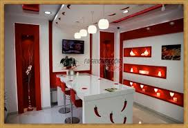 Modern Kitchen Designs And Decorative Wall Niche Ideas