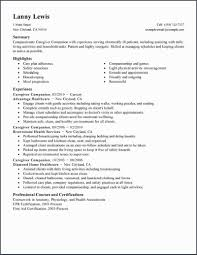 Bestcaregivers Panions | Resume Sample | Resume Examples ... 23 Elderly Caregiver Resume Biznesasistentcom Part 3 Format Examples By Real People Home 16 Resume Examples For Caregiver Skills Auterive31com Skill Samples Best Sample Free Child Templates For Assistant No Experience Inspirational How To Write A Perfect Health Aide Rumeples Older Workers Of Good Rumes Valid 10 Assisted Living Letter