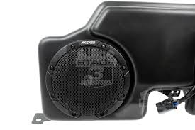 2015-2018 F150 & Super Duty Kicker VSS Substage Powered Subwoofer ...