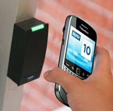Assa Abloy developing NFC enabled key cards for BlackBerry
