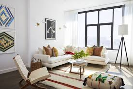 100 New York Apartment Interior Design Inside Mindy Kalings Newlyfurnished Apartment Curbed NY