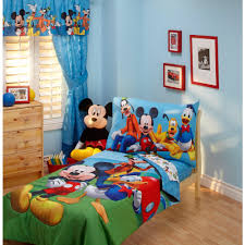Mickey Mouse Bedding Twin by Bed Mickey Mouse Twin Bed In A Bag Intended For Greatest Popular