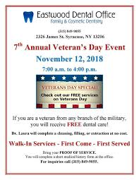 Veterans Day 2018 Deals, Freebies, Free Food, Discounts And ...