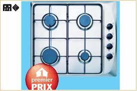 rappel de plaques de cuisson inox à gaz far vendues chez conforama