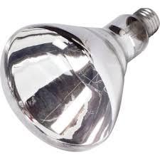 reflector bulb 125w heat clear hd supply