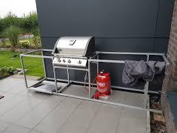 meine erste outdoor küche auf der terasse grillforum und