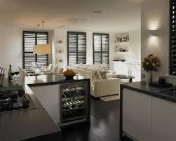 Small Open Plan Kitchen Living Room Ideas Uk