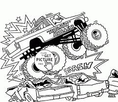 Printable Smashing Jam Monster Truck Coloring Page For Kids ... Free Tractors To Print Coloring Pages View Larger Grave Digger With Articles Monster Bigfoot Truck Coloring Page Printable Com Inside Trucks Csadme Easy Colouring Color Monster Truck Pages Printable For Kids 217 Khoabaove 28 Collection Of Max D High Quality Limited Batman Wonderful Pictures Get This Page