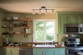 what real farmhouse kitchens look like beautiful open shelving